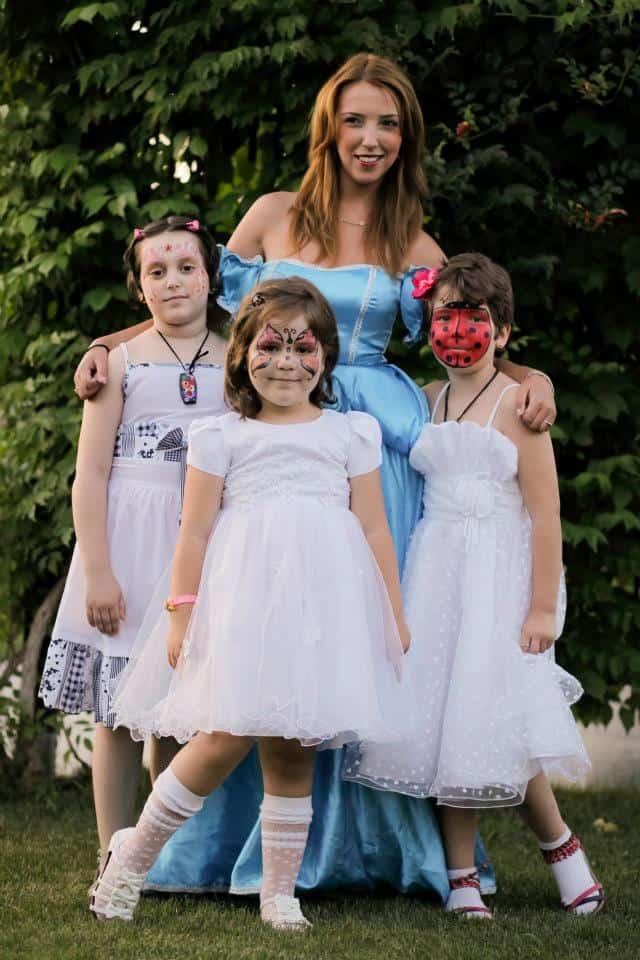 Personaje petreceri copii - Cenusareasa