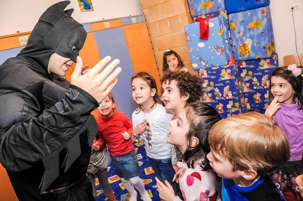 Personaje petreceri copii - batman