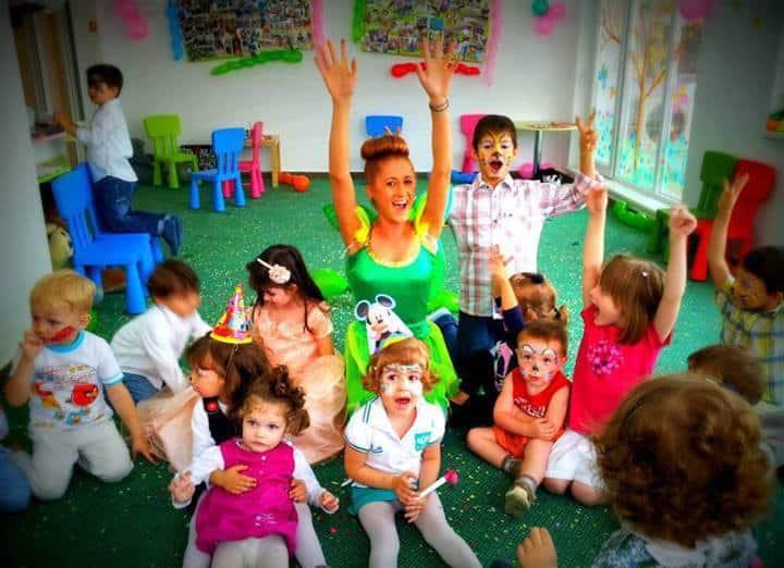 Personaje petreceri copii - tinkerbell